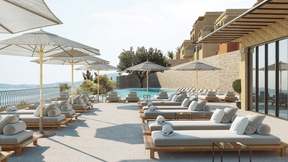 50 New Hotel Openings For 2018 | Europe | MarBella Nido Suite Hotel & Villas - Corfu, Greece