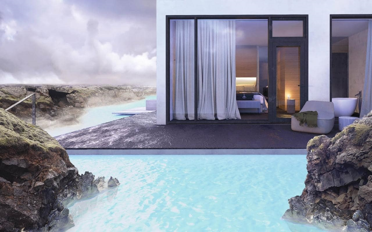 50 New Hotel Openings For 2018 | Europe | Retreat at the Blue Lagoon - Grindavík, Iceland