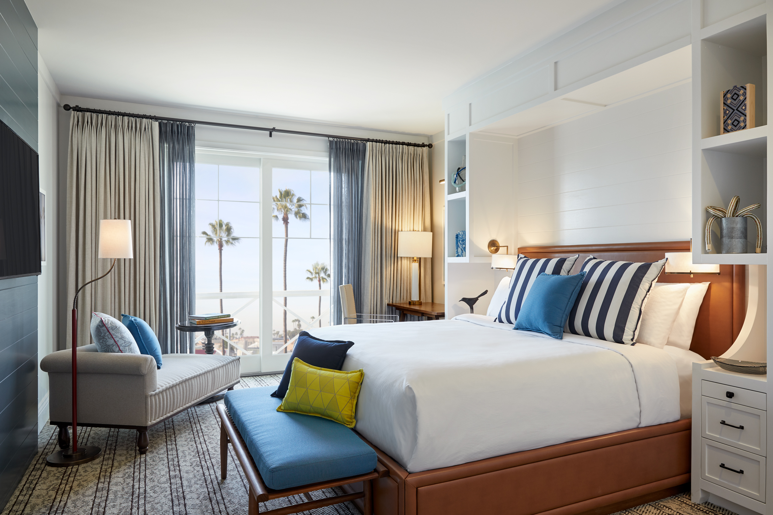 50 New Hotel Openings For 2018 | North America | Lido House, Autograph Collection Newport Beach, Cali, USA