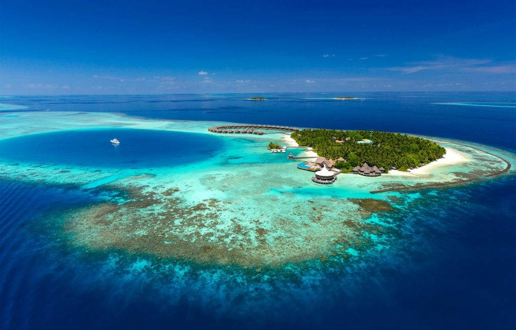 Baros Maldives | Worldwide Hotels For Valentines Day | Hero and Leander
