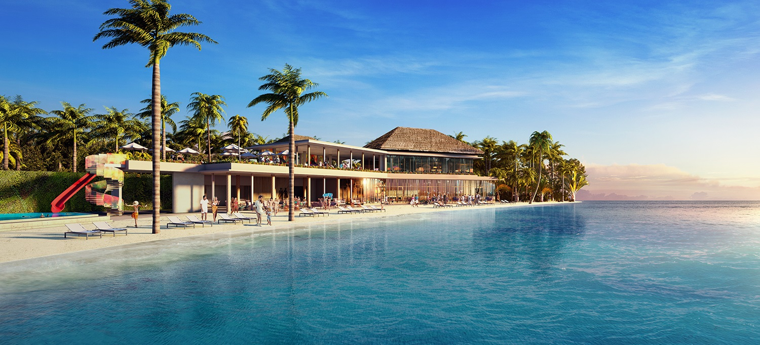 50 New Hotel Openings For 2018   Asia   Hard Rock Hotel - Maldives