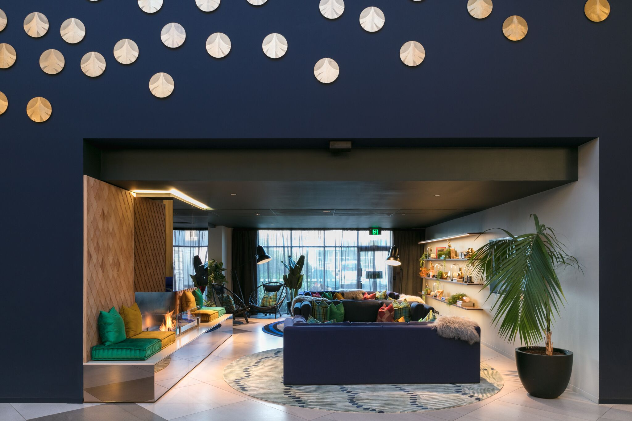 50 New Hotel Openings For 2018 | Australia-Oceania | Naumi Auckland Airport – Auckland, New Zealand | MaterialCreative--«MichelleWeir-NaumiHotel