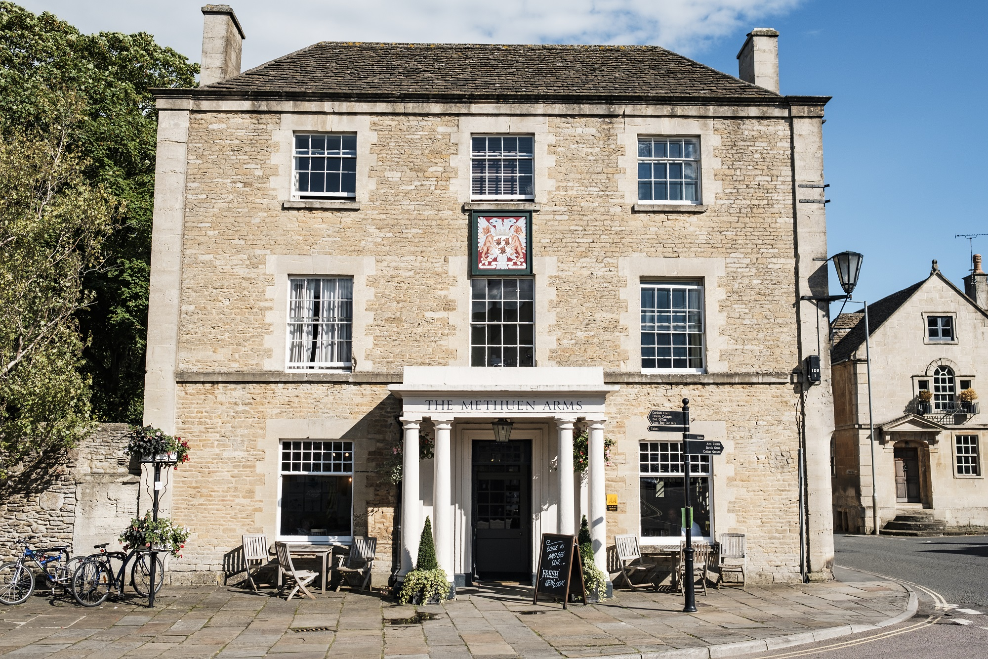 50 New Hotel Openings For 2018 | Europe | Methuen Arms - Corsham, Wiltshire, UK