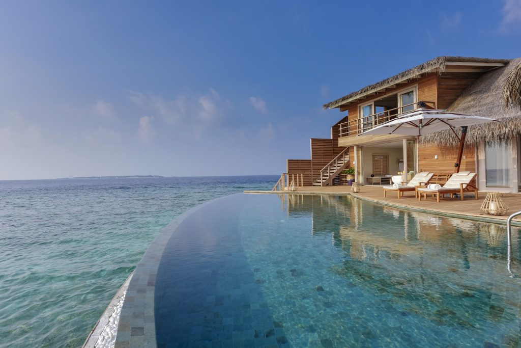 Top 12 Most Beautiful Overwater Bungalows | Milaidhoo Island - Maldives