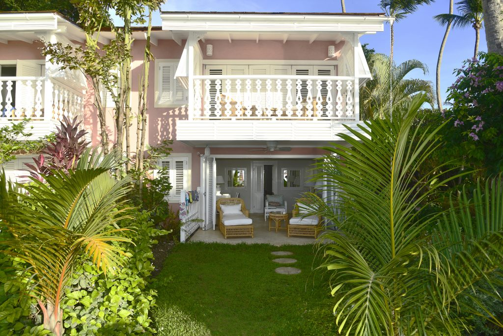 Prettiest Pink Hotels Around The World | Cobblers Cove Hotel - Barbados