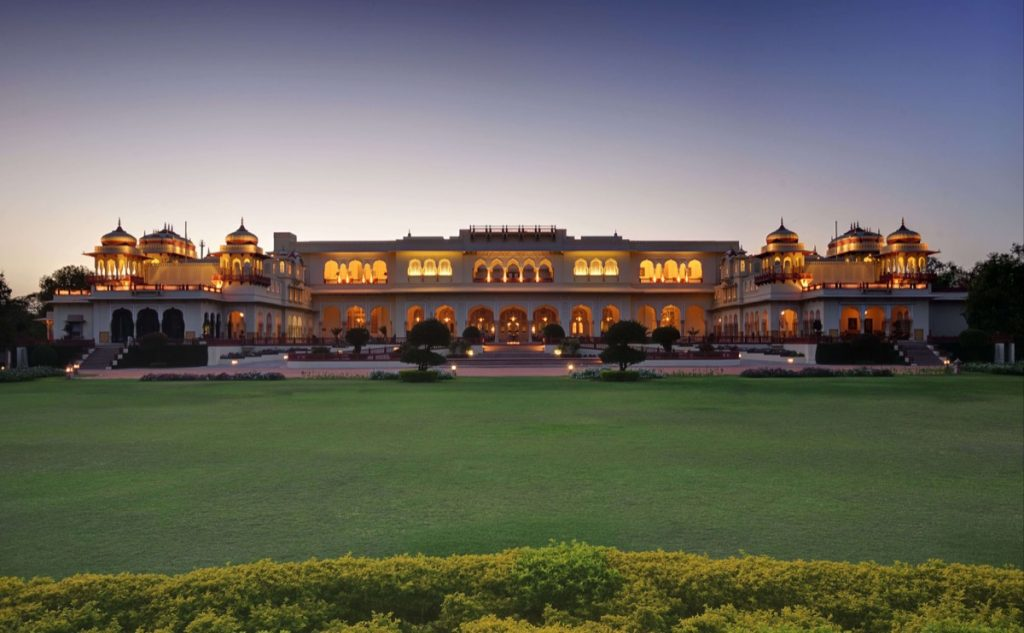 Rambagh Palace | Worldwide Hotels For Valentines Day | Hero and Leander