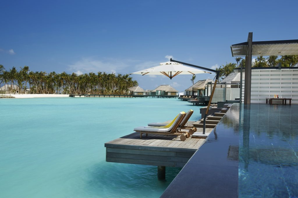 Top 12 Most Beautiful Overwater Bungalows | Cheval Blanc Randheli - Maldives  | © stefanocandito.com