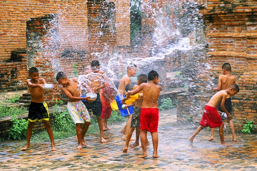 Make A Date For A Far-Flung Festival | Thailand | Songkran