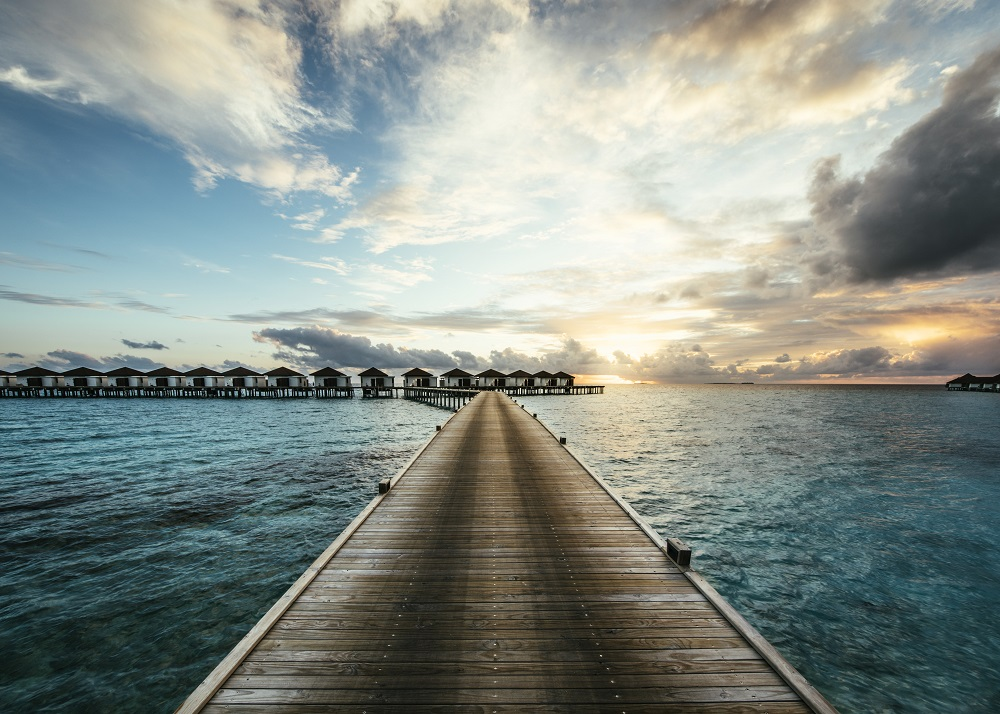 Top 12 Most Beautiful Overwater Bungalows | ROBINSON Club Noonu, Maldives