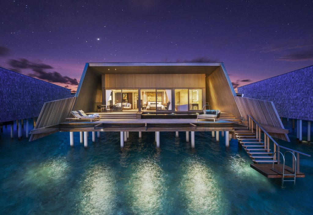 Top 12 Most Beautiful Overwater Bungalows Hero And Leander