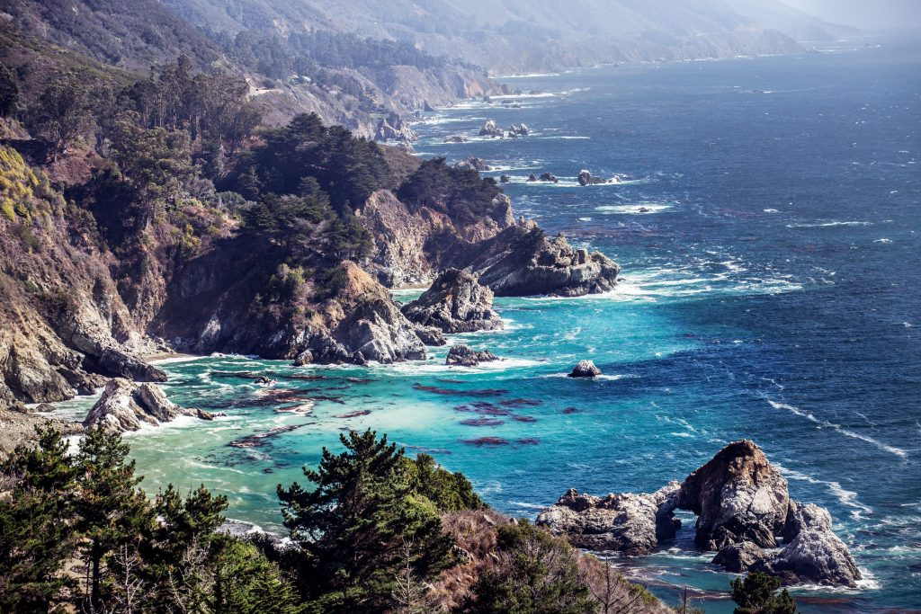 Romantic Trips to California | Big Sur