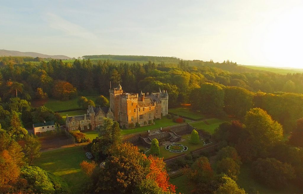 Glenapp Castle | UK Hotels For Valentines | Hero and Leander