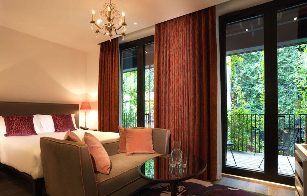 London Hotels - The Mandrake Hotel