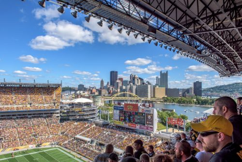 Heinz Field | Credit: Dave DiCello | Courtesy: VisitPittsburgh