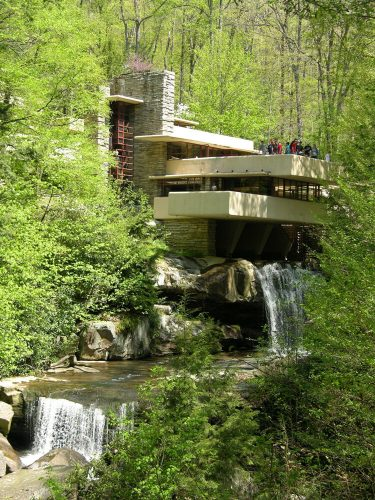 Fallingwater | Courtesy of VisitPittsburgh