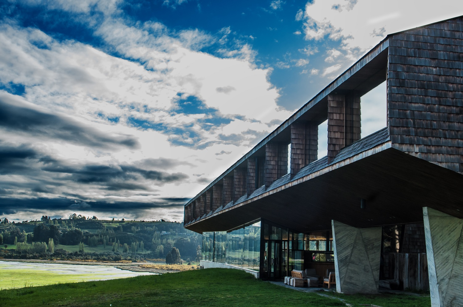 Architecturally Impressive Hotels Around The World | Tierra Chiloe – Chile