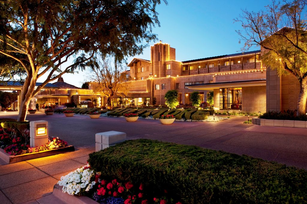 Architecturally Impressive Hotels Around The World | Arizona Biltmore – Scottsdale, USA