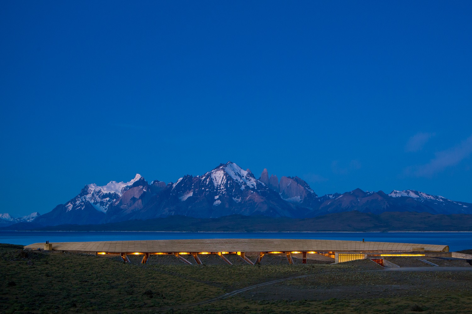 Architecturally Impressive Hotels Around The World | Tierra Patagonia – Chile