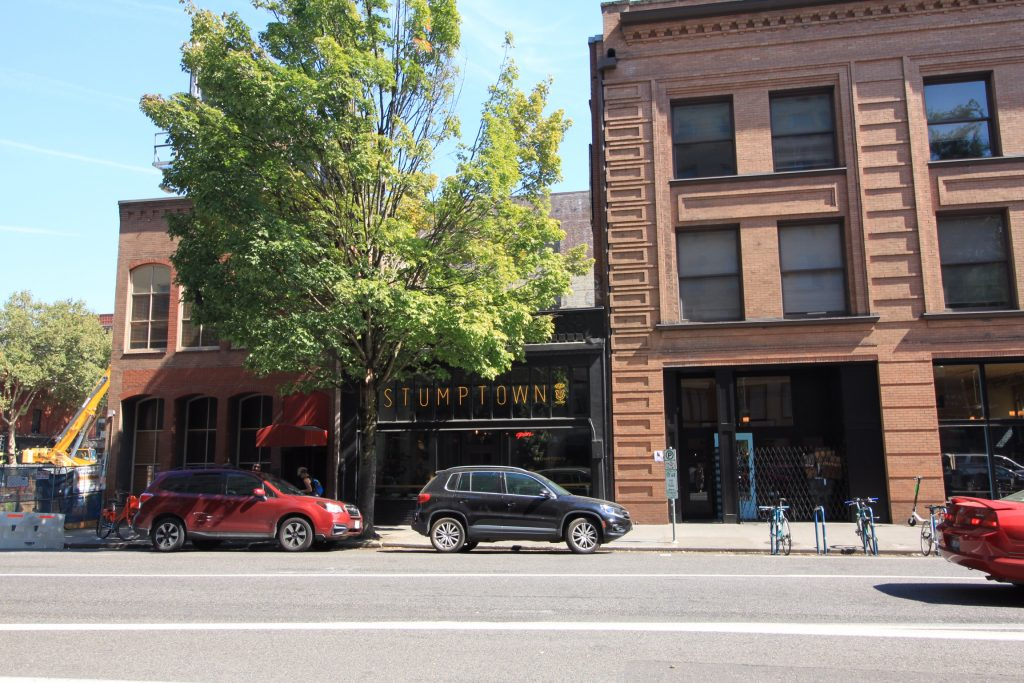 A-Z of Portland, Oregon | S is for Stumptown Coffee Roasters | Photos by Hero & Leander